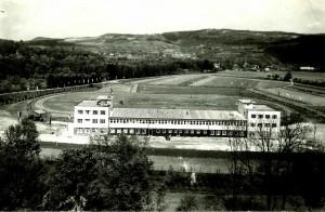 Turnerschaftshaus in den 1930er Jahren