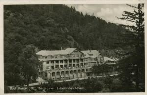 Bad Blankenburg, Krankenhaus