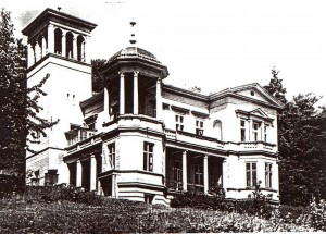 Das ehemalige Kreispionierhaus
