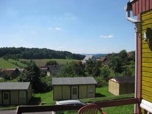 Bungalowsiedlung Kleingölitz um 2010