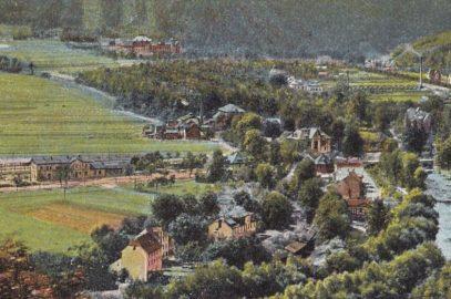 Durch die Jahrzehnte: Bad Blankenburgs runde Jubiläen (Dezember 2015)
