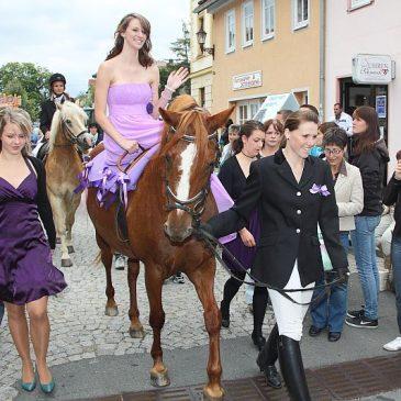 Die Jubiläen: Bad Blankenburg im Juli (2016)