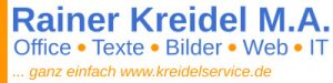 Rainer Kreidel - kreidelservice.de
